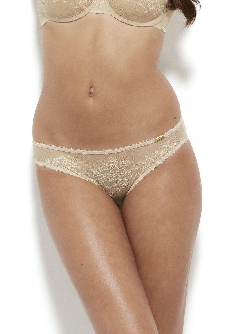 Gossard - GLOSSIES LACE - Briefs - beige