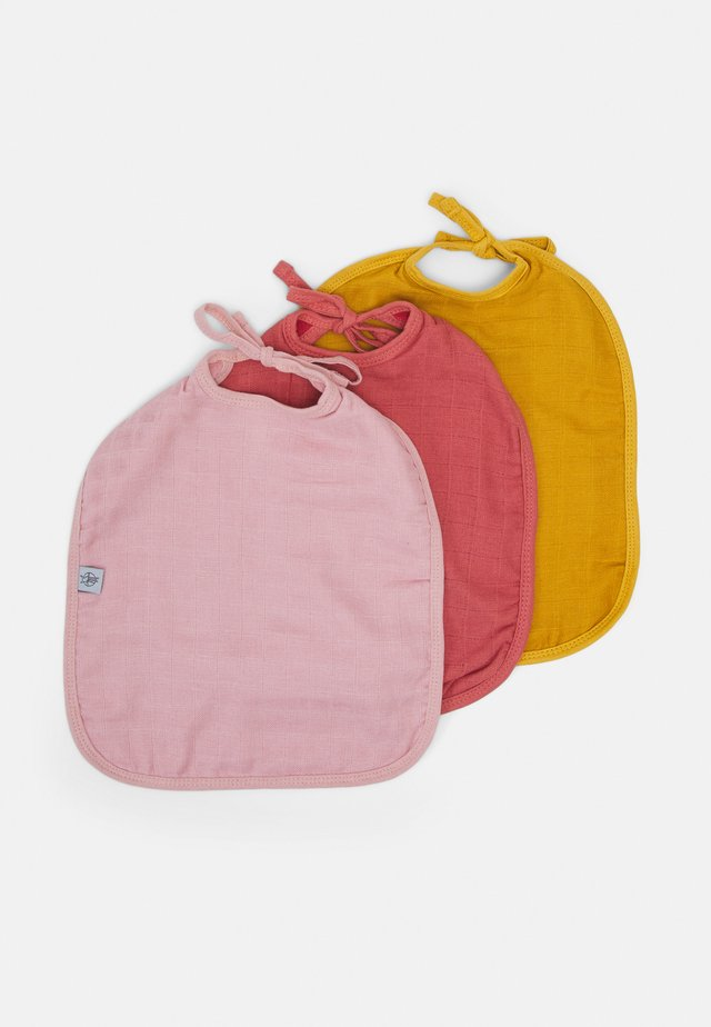 MEDIUM BIB 3 PACK UNISEX - Hagesmæk - multi-coloured