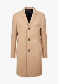 Calvin Klein Tailored - BLEND COAT - Kappa / rock - beige - 4