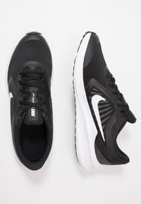 Nike Performance - DOWNSHIFTER - Zapatillas de running neutras - black/white/anthracite - 0