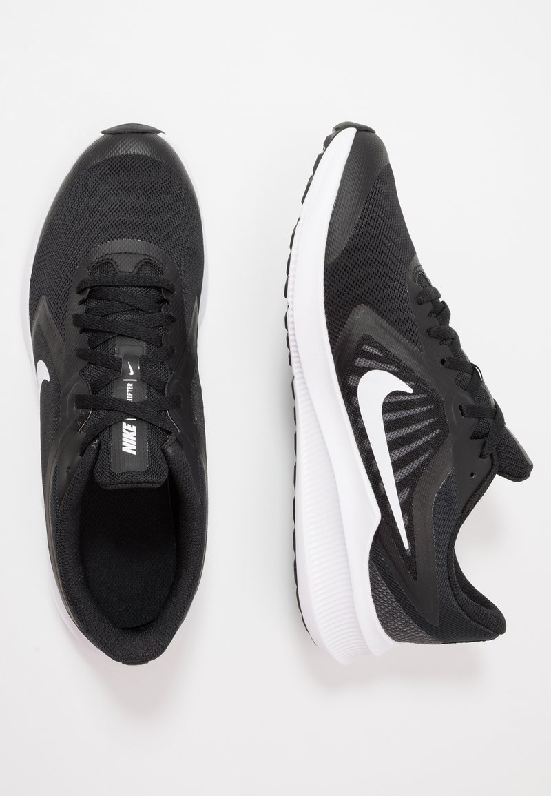 Nike Performance - DOWNSHIFTER - Zapatillas de running neutras - black/white/anthracite