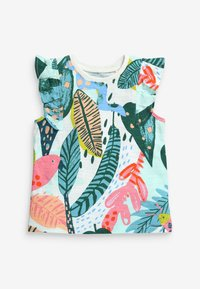 Next - 5 PACK  - Print T-shirt - green - 6
