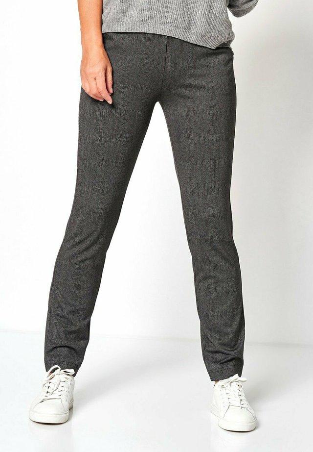 ALICE  - Trousers - graphitbeere