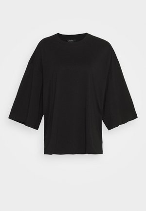 BILLIE TEE - Long sleeved top - black