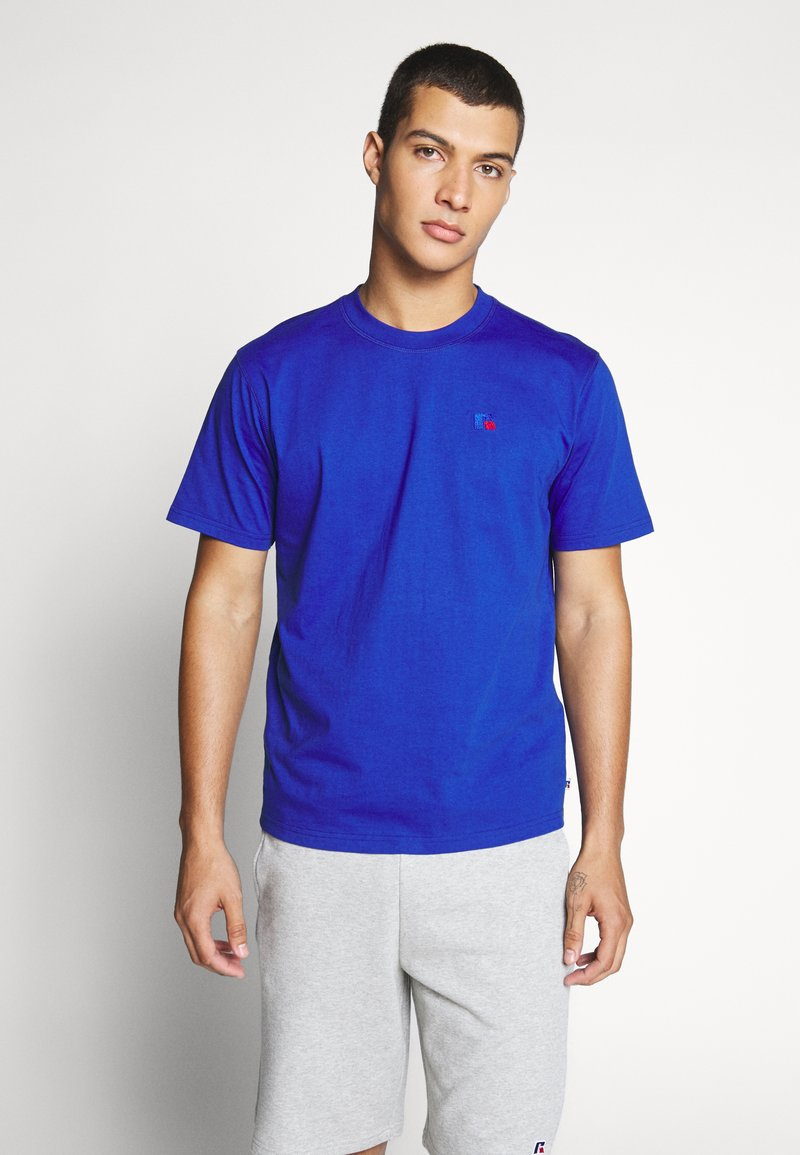 Russell Athletic Eagle R - BASELINERS TEE  - T-shirt basic - surf the web