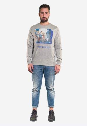 CONFIDENCIAL - Sweatshirt - grau