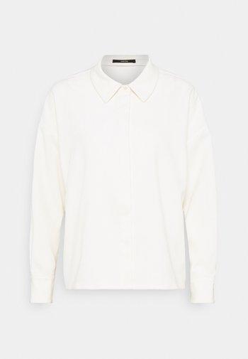 ZELATO - Button-down blouse - cloudy cream
