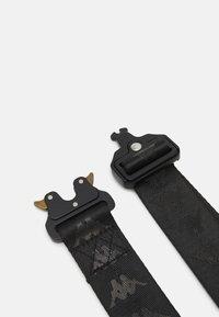 Kappa - INEMO UNISEX - Belt - caviar - 1