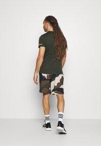 Björn Borg - AUGUST SHORTS - Sports shorts - olive - 2