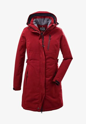 FUNKTIONS - Parka - red