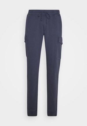 CARGO JOGGER - Pantalon de survêtement - mid blue