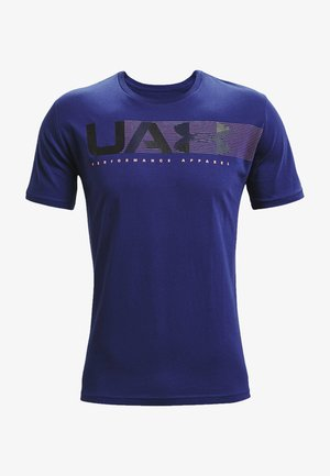 Print T-shirt - regal