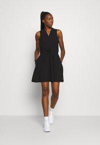 Puma Golf - NEWPORT DRESS - Sports dress - black - 1
