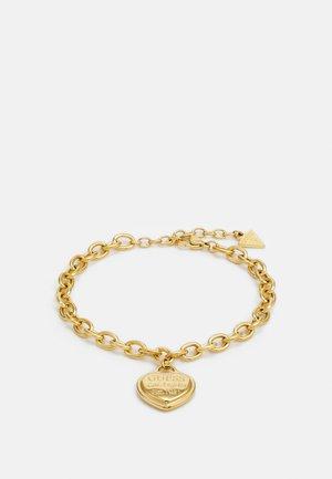 FOLLOW MY CHARM - Bracelet - gold-coloured