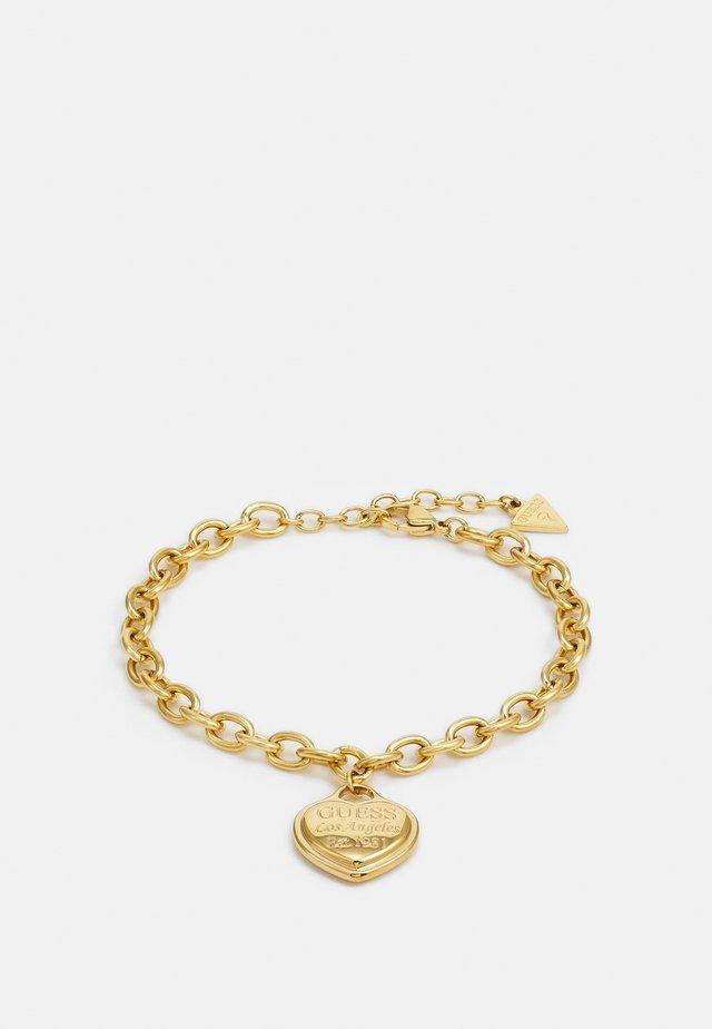 FOLLOW MY CHARM - Armbånd - gold-coloured