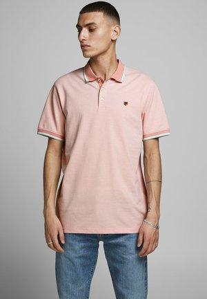 Polo shirt - rose tan