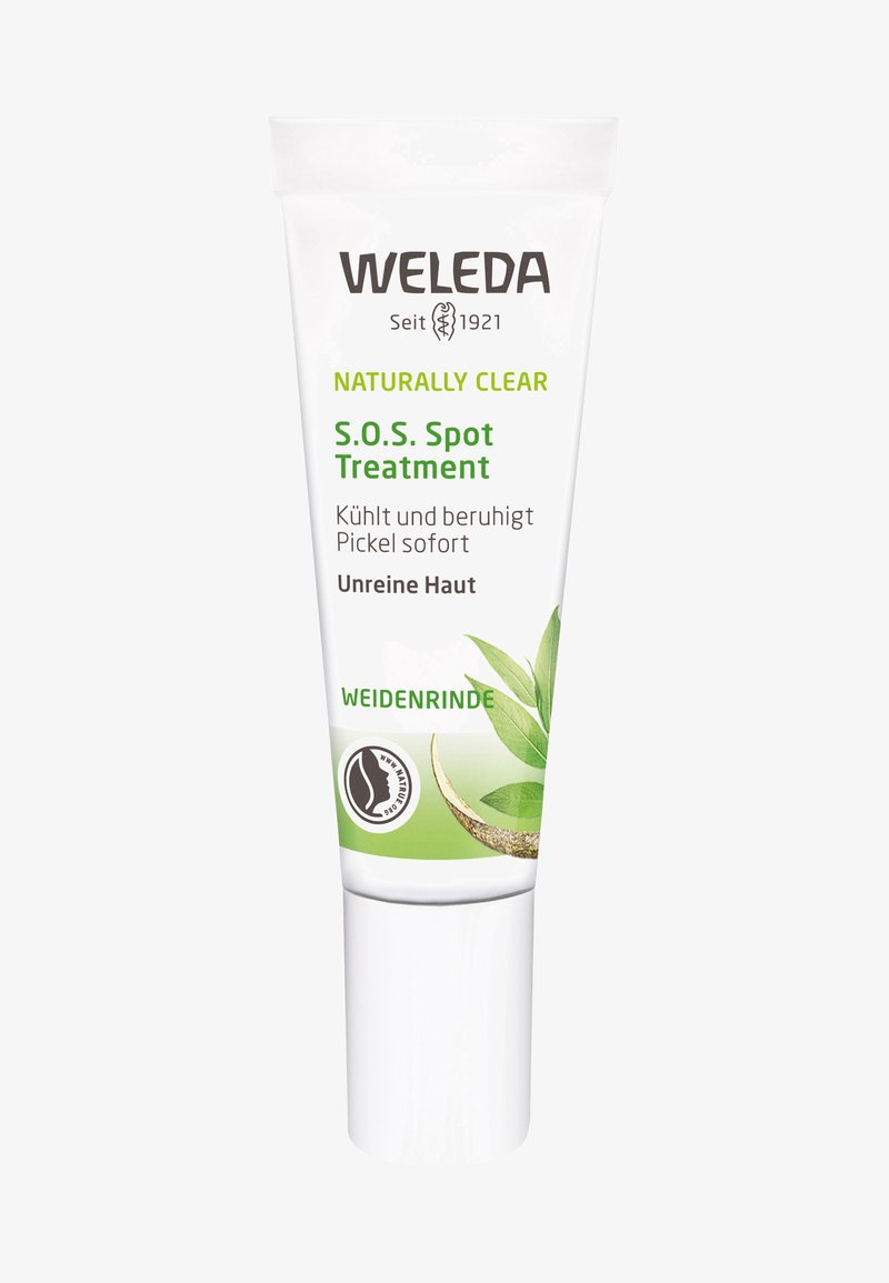 Weleda - NATURALLY CLEAR S.O.S. SPOT TREATMENT - Face cream - -