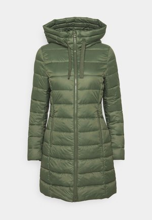 SHAPED FIT ZIPPER  - Zimní kabát - fresh moss