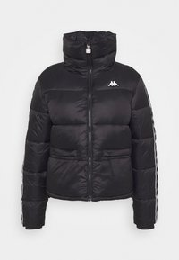 Kappa - HEROLDA - Winter jacket - caviar - 0