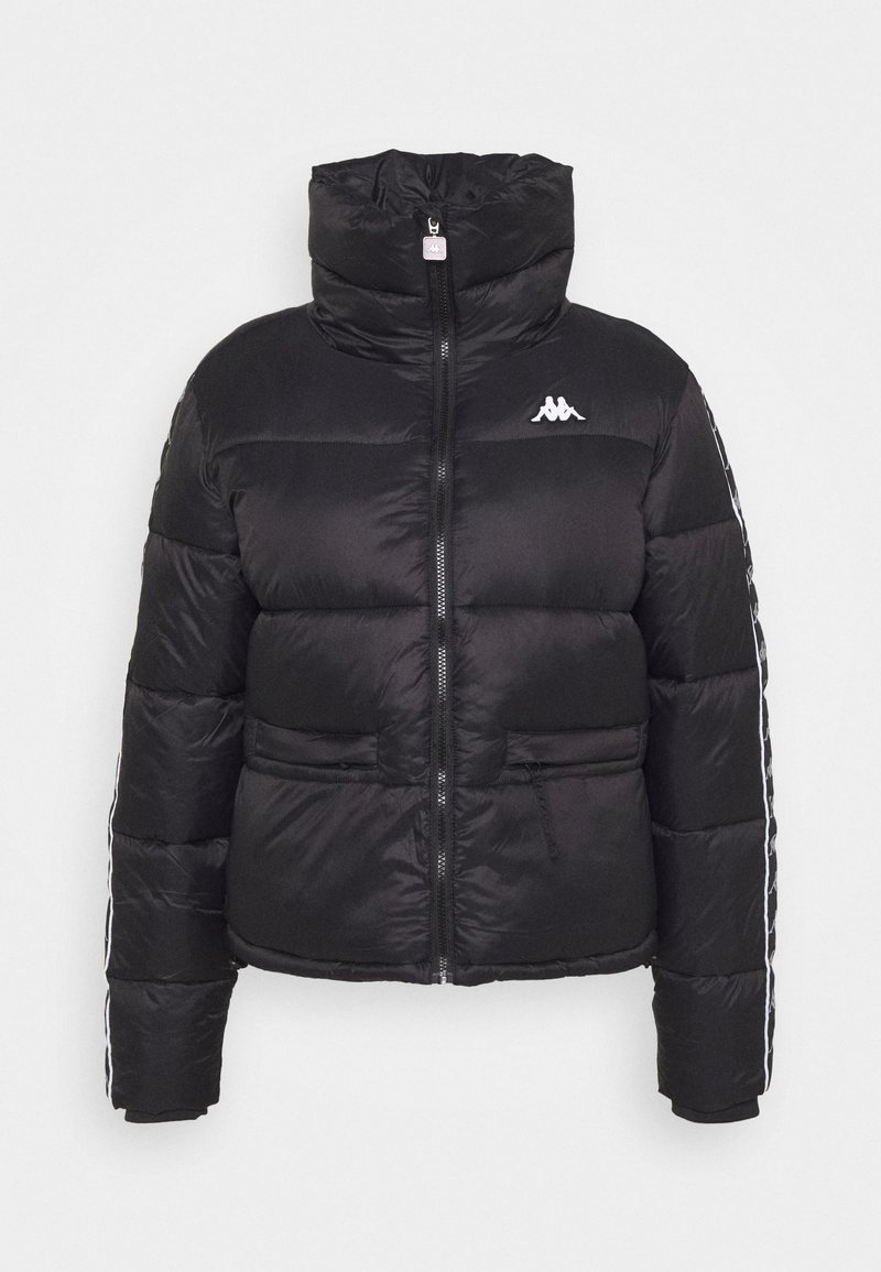 Kappa - HEROLDA - Winter jacket - caviar