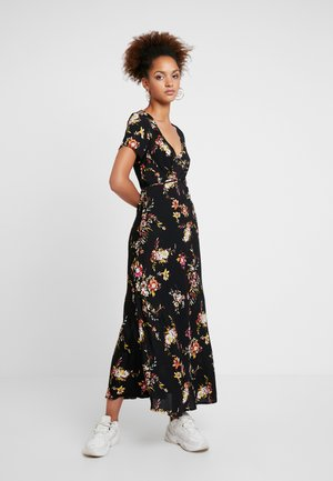 SONOMA DRESS - Vestido largo - black/multi