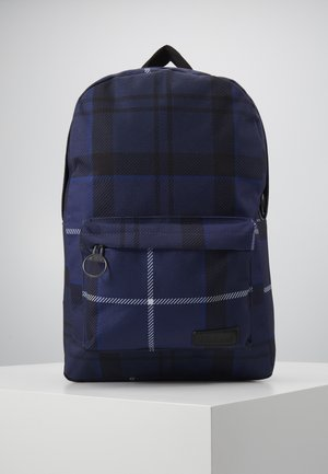 TARTAN BACKPACK - Rucksack - ink