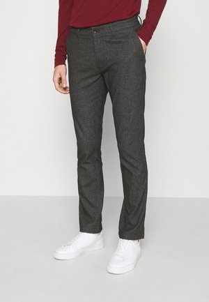 MARCO - Trousers - black