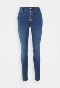 ONLY - ONLROYAL LIFE - Skinny džíny - light medium blue denim - 4