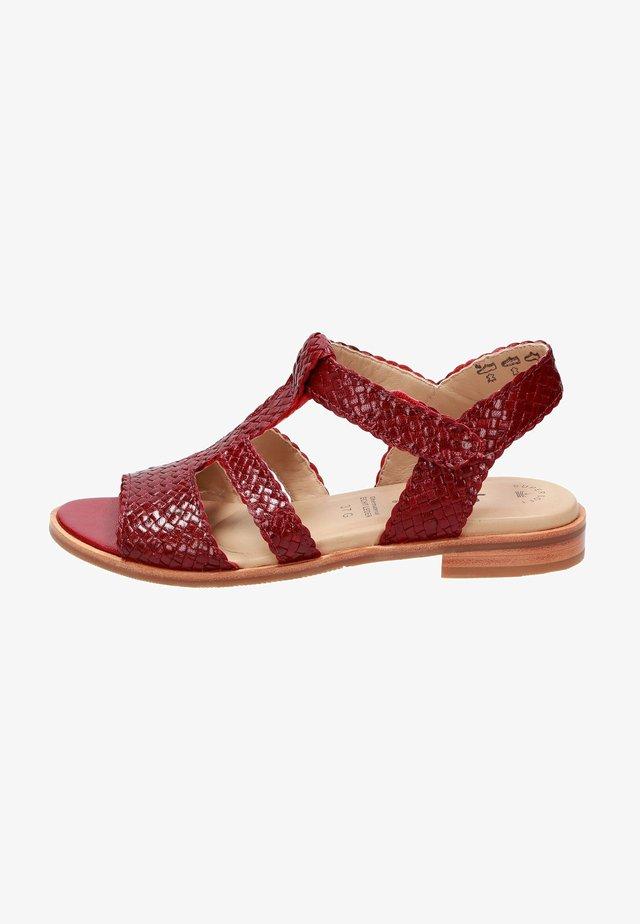 Sandales - rot