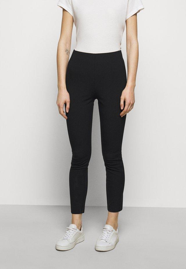 SIMONE PANT - Bukse - black