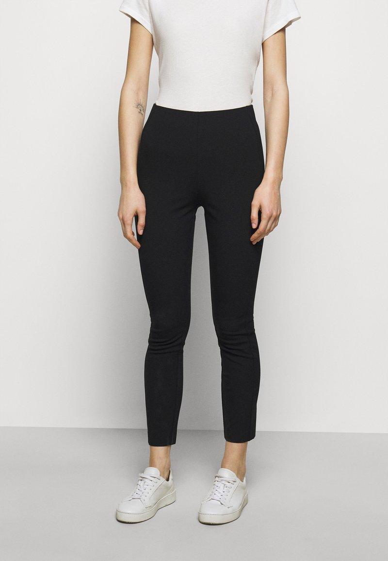 rag & bone - SIMONE PANT - Stoffhose - black