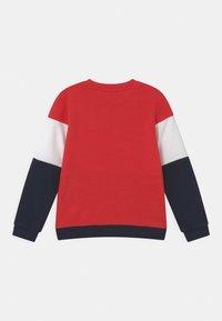 LTB - NAFETA - Mikina - racing red/white/navy block - 1