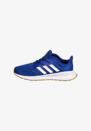 RUNFALCON UNISEX - Obuwie do biegania treningowe - royal blue / footwear white / semi solar red