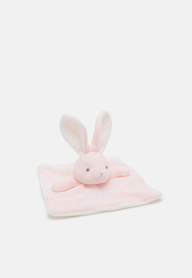 SOFT TOY UNISEX - Cuddly toy - pinkpale