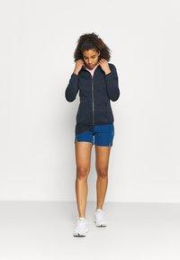 Icepeak - ALTOONA - Fleece jacket - dark blue - 1
