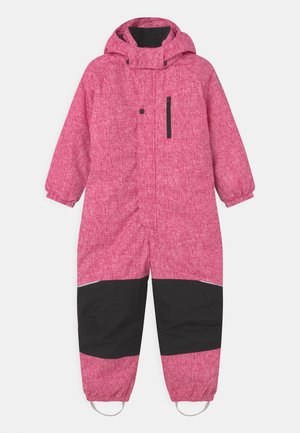 WINTER OVERALL PAKURI UNISEX - Skipak - rasperry pink