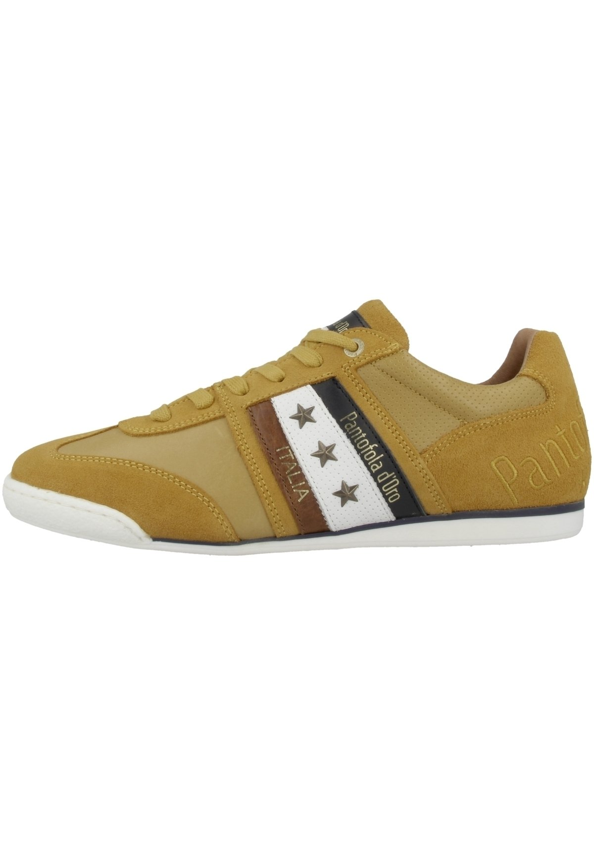 Homme Baskets basses - curry