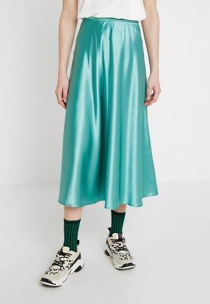 ALSOP SKIRT - A-line skirt - beryl green