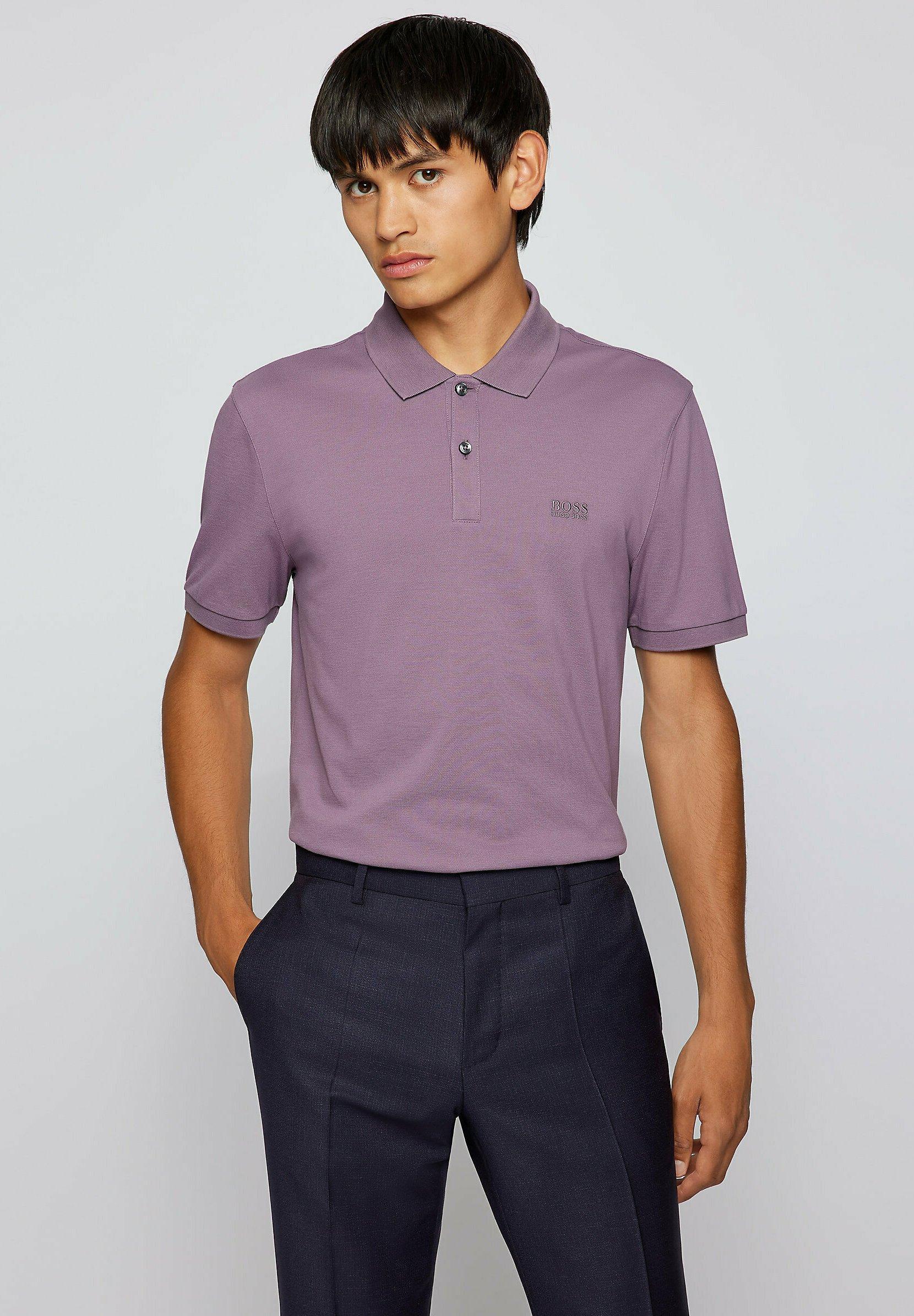 Men KURZARM - Polo shirt