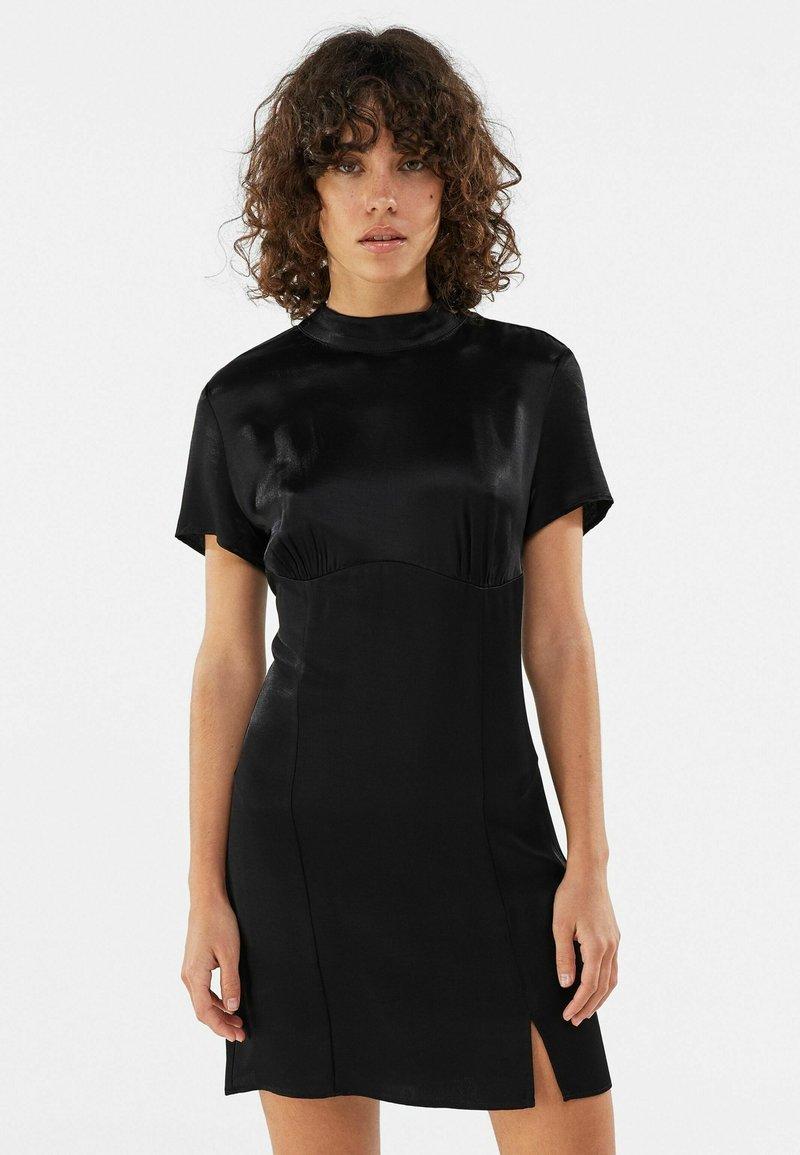 Bershka - Day dress - black