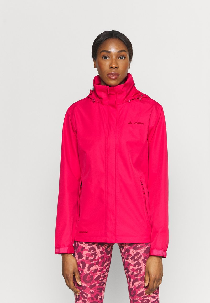 Vaude - WOMANS ESCAPE LIGHT JACKET - Waterproof jacket - bramble