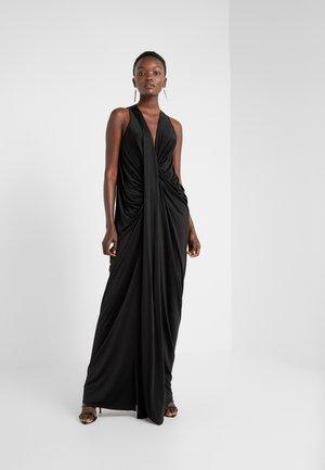 VELAS - Společenské šaty - black