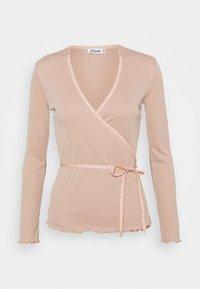 Etam - ELYSABETH - Pyjamashirt - rose poudre - 0