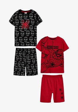 2 PACK - Pyjama - red