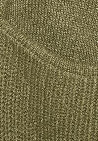 Pieces Curve - PCSANDRA  - Cardigan - winter moss - 5