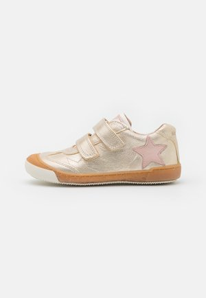 JENNA - Touch-strap shoes - platin