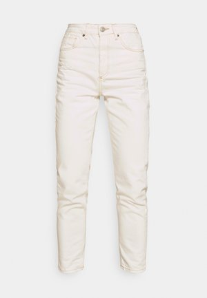 MOM - Džíny Relaxed Fit - off white