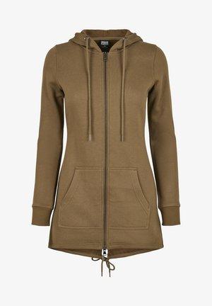 Zip-up hoodie - summerolive