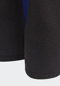 adidas Performance - Tracksuit bottoms - black - 7