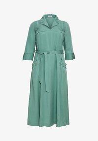 Sheego - Maxi dress - see green - 4
